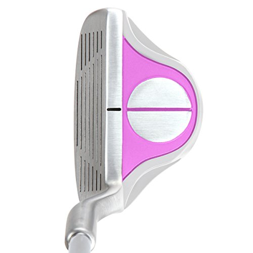 Intech EZ Roll Ladies Right Hand Pink Golf Chipper - 33 ½ Inches by Intech EZ