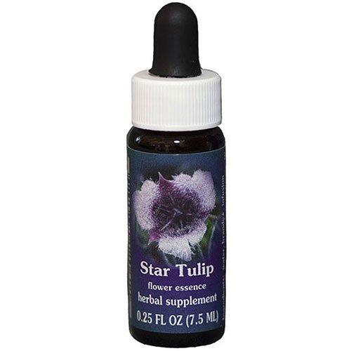 Flower Essence Services Star Tulip Dropper, 0.25 oz (Pack of (Star Tulip Flower Essence)