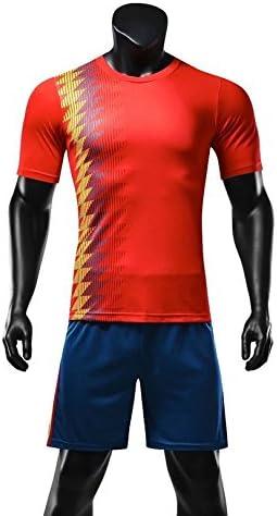 GDSQ Fan Versión Jersey Camiseta De Manga Corta Camiseta De Fútbol del Equipo Nacional De Fútbol De España L: Amazon.es: Deportes y aire libre
