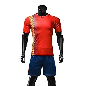 GDSQ Camiseta De Manga Corta De Jersey De Fútbol De Uniforme De Fútbol Americano De Los