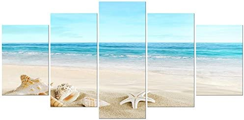 Pyradecor Seascape Landscape Paintings Stretched product image