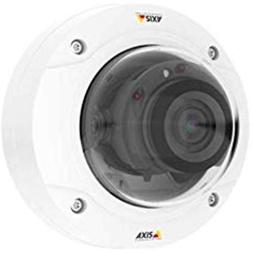 (AXIS P3228-LV 8 Megapixel Network Camera - Color)