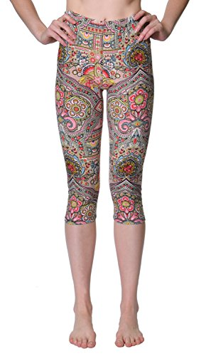 VIV Collection Brushed Cropped Leggings product image