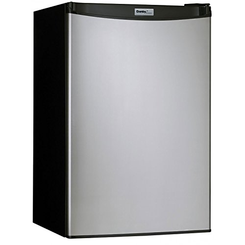 Danby DCR044A2BSLDD-3 4.4 cu. ft. Compact Refrigerator,, used for sale  Delivered anywhere in USA