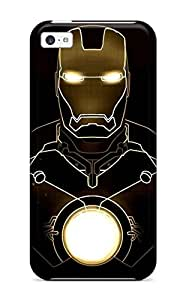 fenglinlinAmanda W. Malone's Shop New Style New Premium Flip Case Cover Iron Man Skin Case For iphone 4/4s 3939791K83734320
