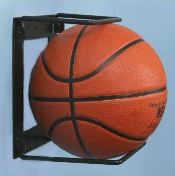 Ballkeeper Ball Storage for Boys and Girls Bikes & Basketball Goals - Perfect for Inground and Portable Goals. Easy kids bike accessories fits any bike.