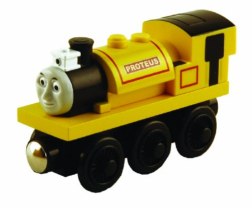 Thomas And Friends Wooden Railway- Proteus (Thomas Train Characters)