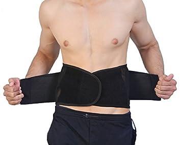 61-64 inches Neopren Schmerzlinderung bei R/ückenbeschwerden und Bandscheibenvorfall 6X-Large erh/ältlich in den Gr/ö/ßen S XL XXL Anpassbare Lendenst/ütze M L