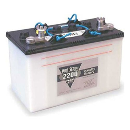 PHCC B-2200 Pro Series 2400 Battery - Pro Sump