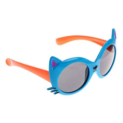 Bettal Kids Cat Design UV Protection Sunglasses for Child Age 4-12 - Sunglasses For Women Cheap Fashion
