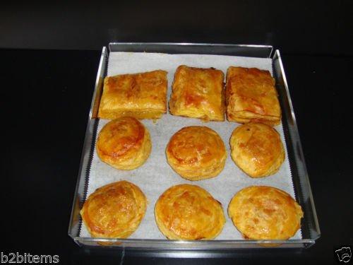 Marketing Holders 2 Acrylic Trays Pastry Bakery Donuts Cupcake Display Case