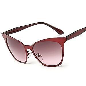 sunglasses ultra light steel sunglasses new sunglasses,C3 matte red/red ash