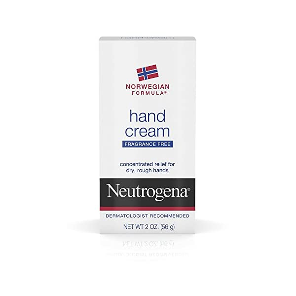 Neutrogena Norwegian Formula Hand Cream, 2 Oz