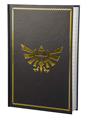 - Paladone The Legend of Zelda Hyrule Notebook