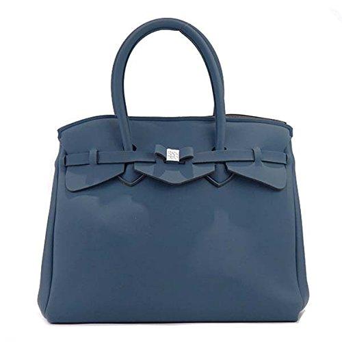セーブマイバッグ バッグ ハンドバッグ SAVE MY BAG MISS 3/4 10304N 10304NBALENA BALENA POLY-FABRIC WITH LYCRA 並行輸入品