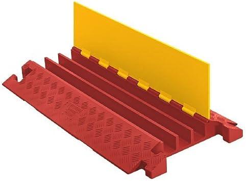 Damas Industrial CP3 X 225-y/O resistente de 3 canales americano – amarillo/naranja: Amazon.es: Hogar