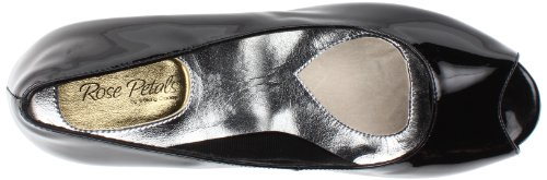 Black Walking Prom Patent Cradles Platform Women's WAqfYrpq