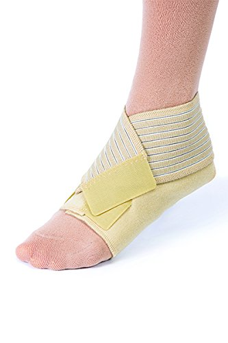 FarrowWrap Classic Footpiece, Tan, BSN Jobst FarrowMed (Regular-Medium) by FarrowWrap