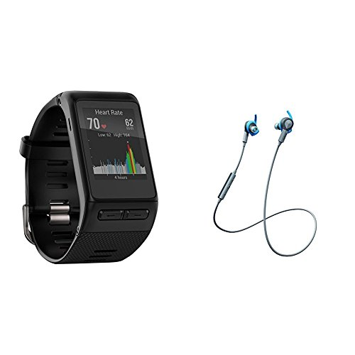 Vivoactive with Jabra Bluetooth Headphones by Garmin