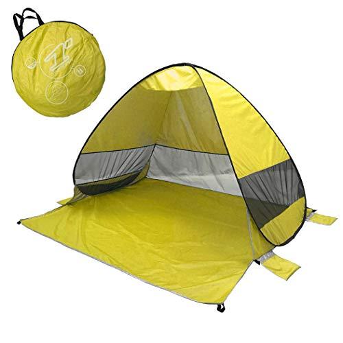 Main Couverture Miss Pour Sac Yellow Pêche Randonnée Pop Automatique Pliable Plage De Extérieure up À niquer amp;yg Avec Camping Tente Pique Zngwaq8Zr