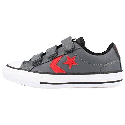 Ev Gris Para Converse Plyr Color Ni�o Star Modelo Zapatillas Converse Marca Ni�o qPgtTq7A