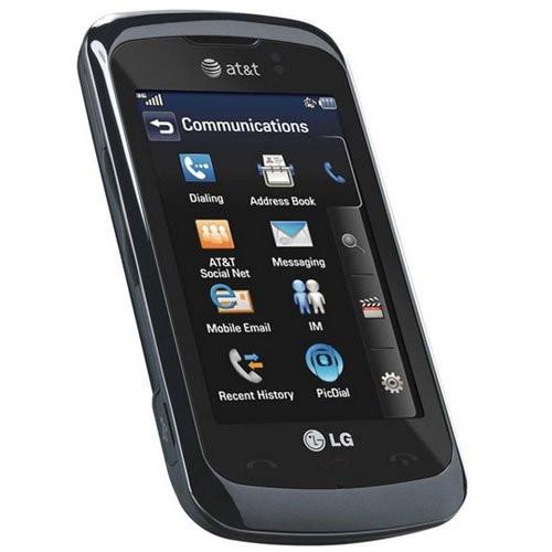amazon com lg gt550 encore unlocked phone with 3mp camera gps 3g rh amazon com LG Encore Cover Whats App LG Encore GT550