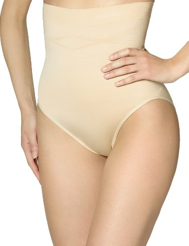 Sans Complexe - Braguitas remodeladoras para mujer Beige (skin)