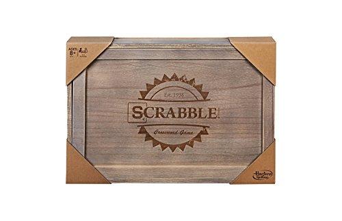 Scrabble   Rustic Series Board Game