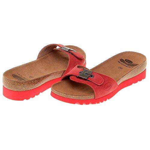 Gran venta en línea Scholl Zapatos de Vestir de Piel Para Mujer Marrón Braun/Brown Precio muy barato Barato Eastbay eMGqaIx