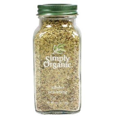 Simply Organic Ssnng Adobo Bttl