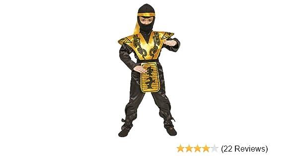 Dress Up America Costume da Ninja Warrior per bambini