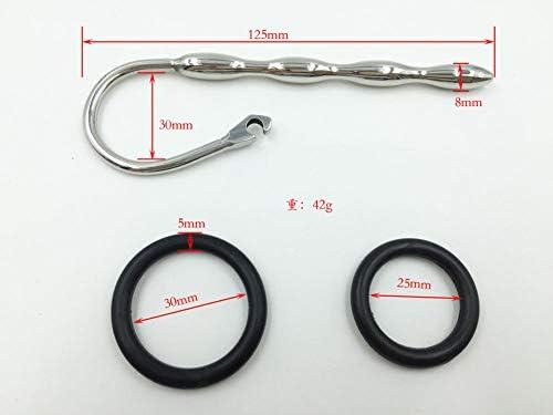 Soporte para anillo de pene para adultos, dilatador de tapón ...