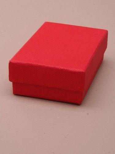 Juego de 12 rojo para joyas cajas de regalo anillo collar ...