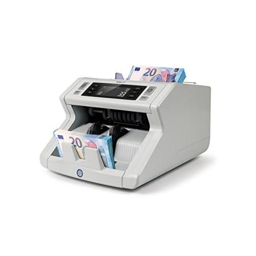 contador de billetes y detector de falsos Safescan 2210