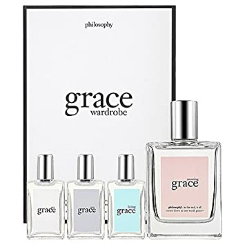 Amazon.com : Philosophy Grace Wardrobe Gift Set : Fragrance Sets ...
