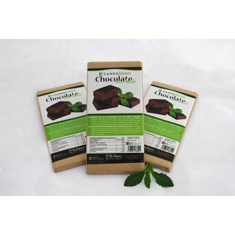 Chocolate con leche y Stevia