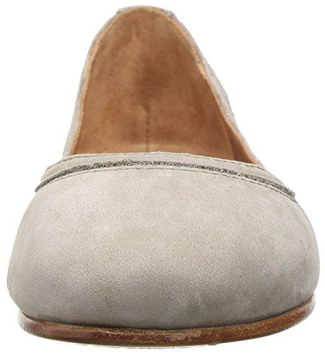 Frye Carson Ballet Piel Zapatos Planos