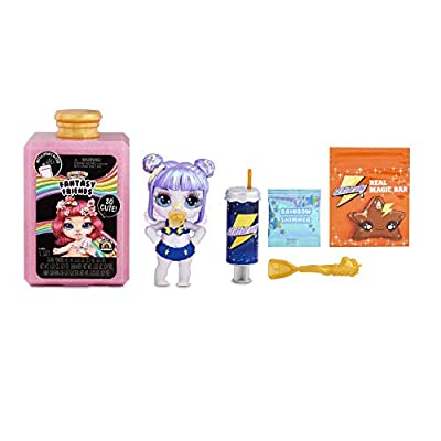 Poopsie Rainbow Surprise Fantasy Friends That Spit Sparkly Slime and Toot Glitter, Multicolor: Toys & Games