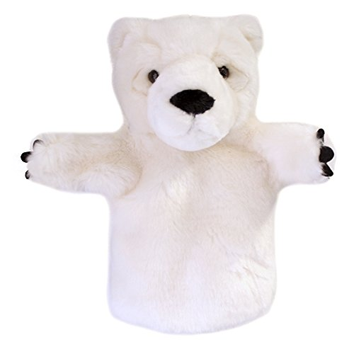 - The Puppet Company CarPets Polar Bear Hand Puppet