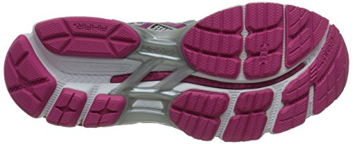 ASICS Women's Gel-indicate Running Shoe, Lightning/Hot Pink/Nectarine, 8 M US