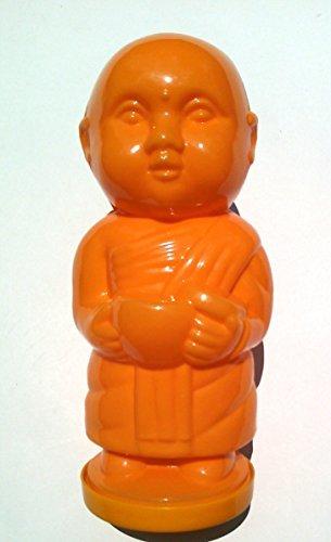 Toy! Coin Bank Design Standing Buddha (Orange)