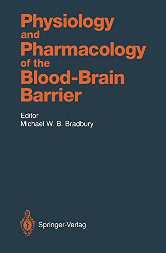 Physiology and Pharmacology of the Blood-Brain Barrier (Handbook of Experimental Pharmacology)