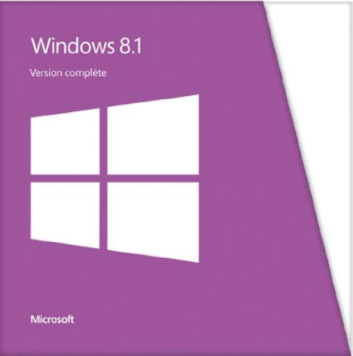 Microsoft Windows 8.1 French 1 License