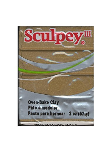 (Sculpey Modeling Compound III buried treasure 2 oz. [PACK OF 10 ])