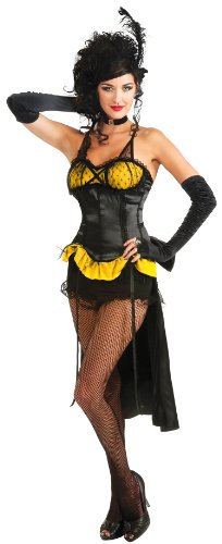 Showgirl Costumes Online (Rubie's Costume Co Nlp-Burlesque Showgirl Gl Costume, Standard)