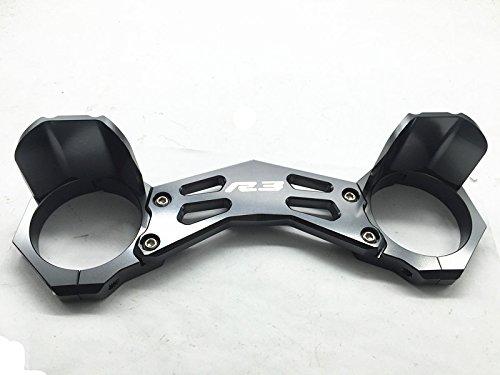 (Front Shock Absorber Damper Fork Balance Brace Bracket For Yamaha YZF-R3 2015-2016)