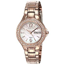 Casio Sheen Analog Multi-Color Dial Women's Watch – SHE-4800PG-9AUDR (SX099)