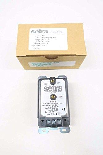 Differential Pressure Transducer - 5