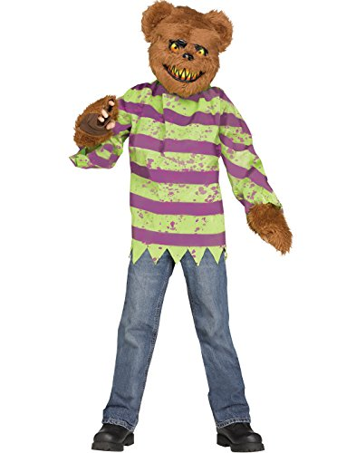 Fun World Little Boy's Killer Bear Costume Childrens Costume, Multi, -