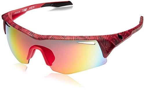 Spy Optics Screw Infinite Unisex Sunglasses Red - Happy Gray - Sunglasses Screw Spy